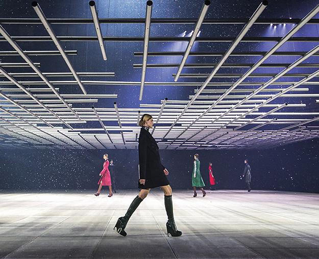 De Betak: Fashion Show Revolution