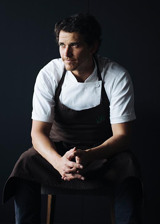 Chef Rodolfo Guzman