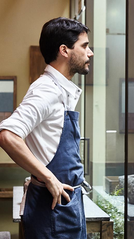 Chef Virgilio Martinez