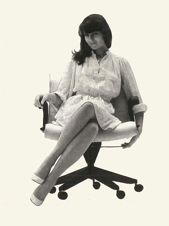 The Sapper Chair.